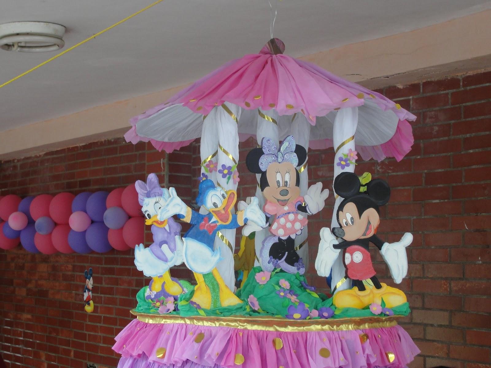 Decoraciones carmen urdaneta se hacen todo tipo de for Decoracion de pinatas infantiles