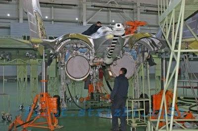 Pesawat Jet Tempur MIG Rusia