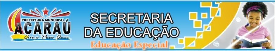 Educação Especial de Acaraú