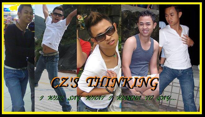 cz's thinking