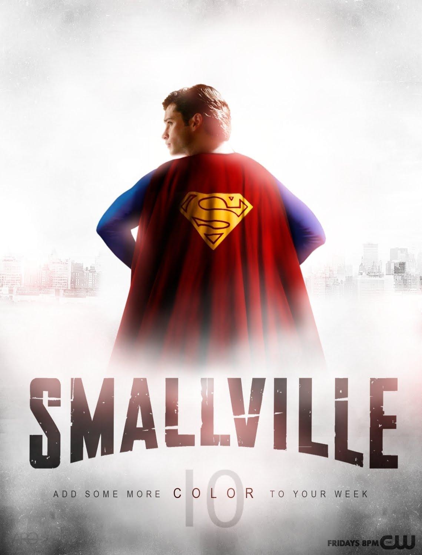 SmallVille S10E01