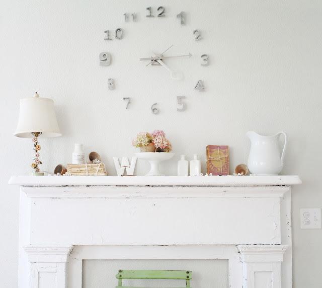 Interior where to put the clock wilhelmina designs - Coole wanduhren ...