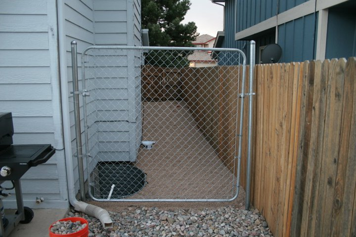 how to build a backyard kennel We show you how to make this luxury outdoor dog kennel using simple hand tools .