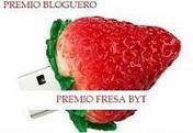 """Premio """"Bloguero"""""""