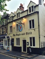 Bar Eagle and child