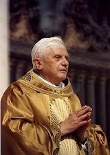 SS, el Papa Benedicto XVI