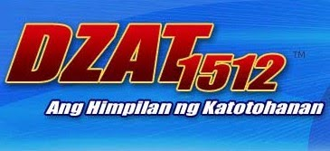 Listen DZAT 1512 kHz AM Radio - TVSikat -Watch Pinoy Online TV Live