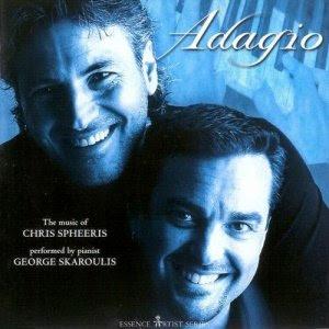 Chris Spheeris & George Skaroulis - Adagio (2001)