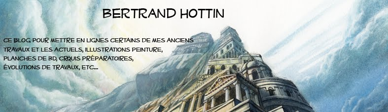 bertrand hottin