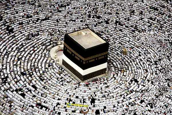 Dentro del corazón de La Meca