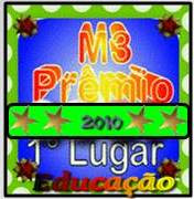 1er PREMIO EN LA CATEGORÍA EDUCACION DE LOS PREMIOS M3