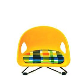 poltroncina vintage design per bambini anni 70 cosco chair