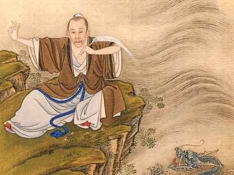 ZHANG SANFENG Padre del TAI CHI CHUAN