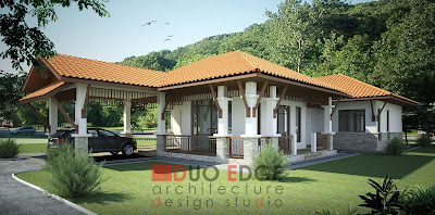 Single storey bungalow design joy studio design gallery for Single storey bungalow design