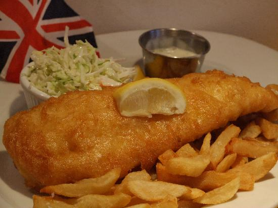 fish and chips - photo #36