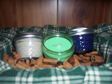 4OZ JELLY JAR CANDLES