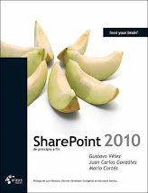 Libro SharePoint 2010 de principio a fin