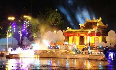 Huyền thoại Sông Hương