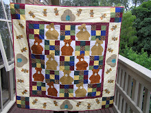 Honey Bear Quilt