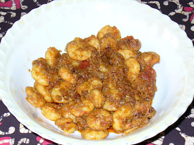 Prawn Curry Masala
