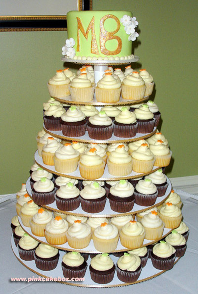 Wedding Cakes Photos on Events By Evonne  Llc  Wedding Cakes   Mini Cakes And Cupcakes