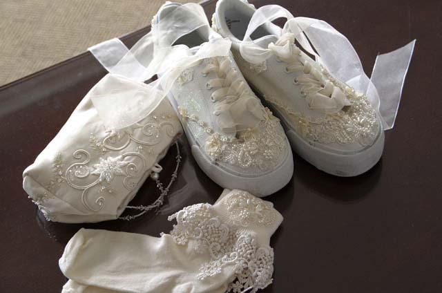 Bridal Sneakers Or Flip Flops Anyone