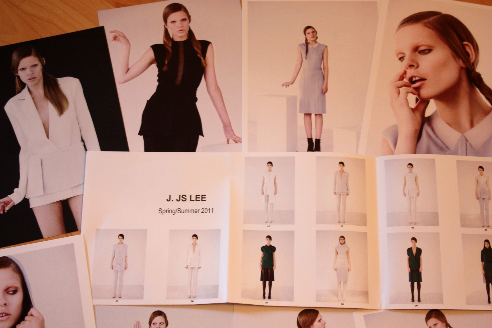 45  Beautiful Fashion Lookbook Designs - Jayce-o-Yesta