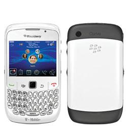 My MacBook, White Blackberry