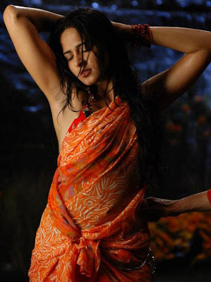 Anushka Shetty - South indian film telugu actress
