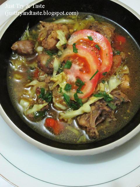 Resep masakan tongseng ayam yang lezat