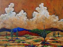 Western Territory 36x48