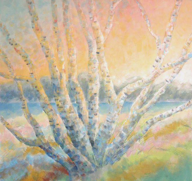 Birch Trunks Soft—World's End