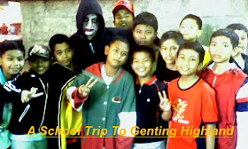 A school trip to Genting Highland