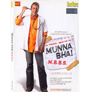 Munnabhai M.B.B.S. (2003) w/eng subs - Sunil Dutt, Sanjay Dutt, Arshad Warsi.