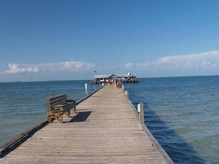 My florida history anna maria island city pier for Anna maria island fishing pier
