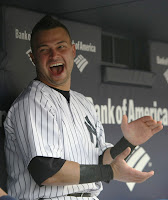 In the outfield stands a boxer: Nick Swisher's