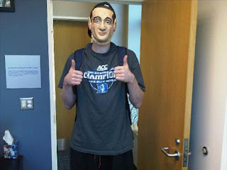 More reasons to hate Duke: Kyle Singler is creepy and kooky