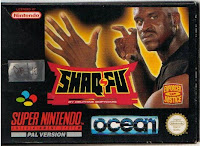 What Passes for Life: Shaq-Fu edition