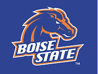 The Boise State PR firm jokes aren't fresh, or funny.