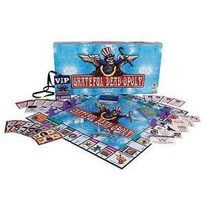 Grateful Dead Monopoly. Please Kill Me Now