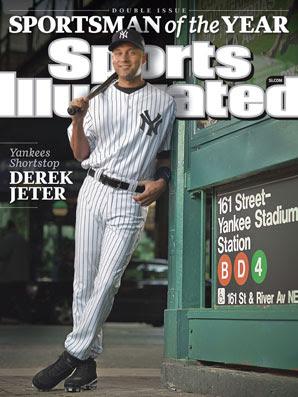 Derek Jeter: SI's Sportsman of the Year