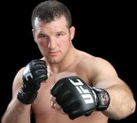 Ewwwwwww! Matt Hamill fought with a staph infection.