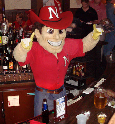 [BLEEP] YOU, MASCOT! Nebraska's nightmare-inducing mascots worthy of the Big 10