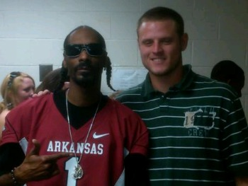 When Snoop Dogg met Ryan Mallett