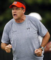 Gus Malzahn headed to Maryland?