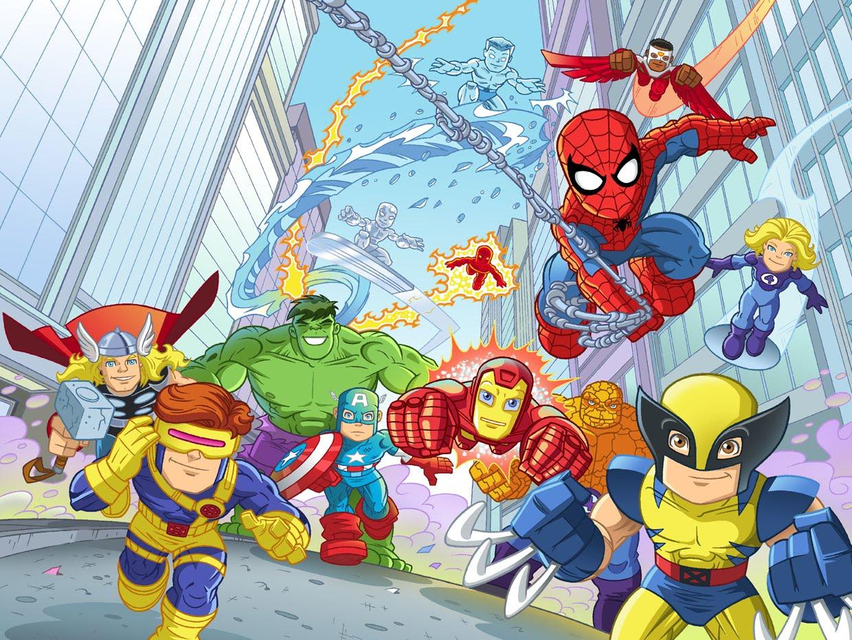 Super Hero: Super Hero Squad Show