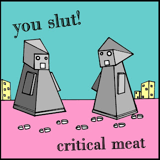 critical meat cover art