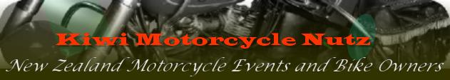 Kiwi Motorcycle NutZ