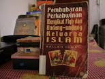 Pembubaran perkahwinan mengikut fiqh dan Undang-undang keluarga Islam