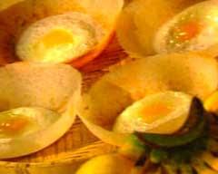 Sri Lankan Food (Hoppers)